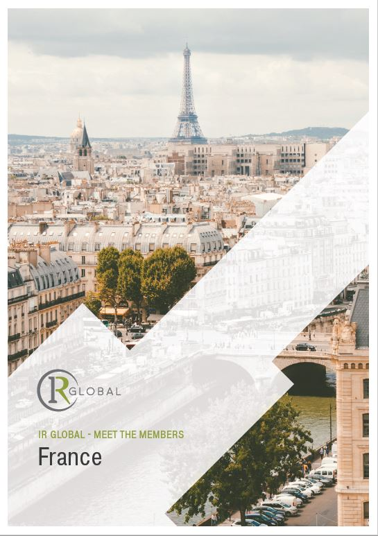 IR Global – Meet the Members – France France: A potent mix of economy and culture