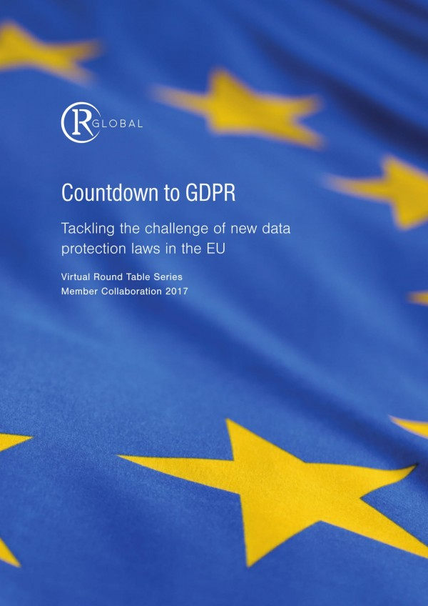 Countdown to GDPR: Tackling the challenge of new data protection laws in the EU