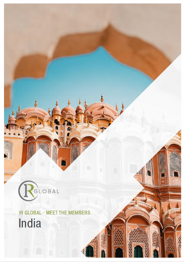 IR Global – Meet the Members – India India: A Coming Power