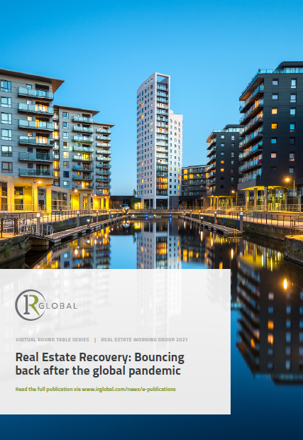 Real Estate Recovery: Bouncing back after the global pandemic