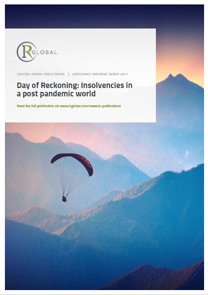 Day of Reckoning: Insolvencies in a post pandemic world